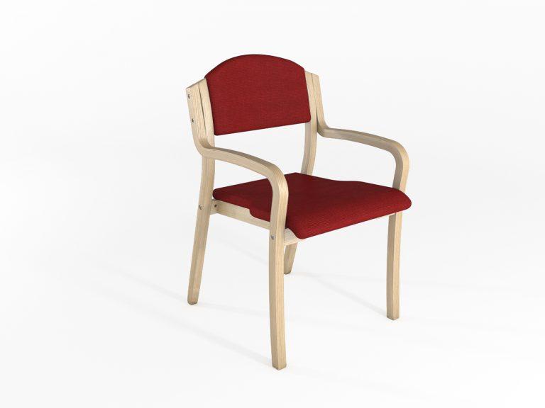 כסא נערם דגם מורשת